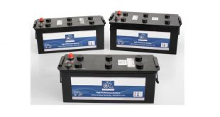 DT Spare Parts fornece baterias para veículos comerciais