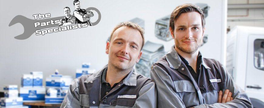 """""""Parts Specialists"""" da DT Spare Parts mostram a diversidade da gama de peças (com video)"""