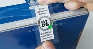 Produtos DT Spare Parts com novo selo de qualidade