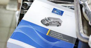Novo catálogo DT Spare Parts para furgões Renault, Opel e Nissan