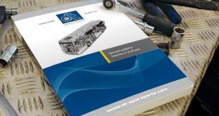 Novo catálogo para autocarros Scania séries 4 F/K/N