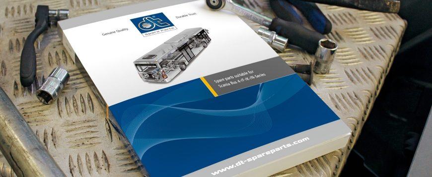 DT Spare Parts amplia gama de produtos para autocarros Iveco