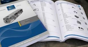 Novo catálogo de peças DT Spare Parts para Iveco Bus