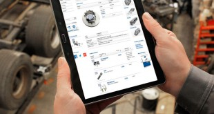 Site da DT Spare Parts com mais oferta de serviços