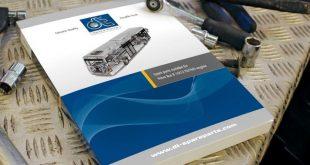 Novo catálogo DT Spare Parts para Volvo Bus B 10/12