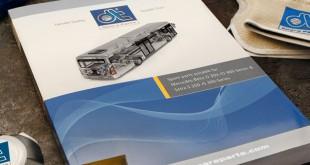 Novo catálogo DT Spare Parts para autocarros Mercedes-Benz