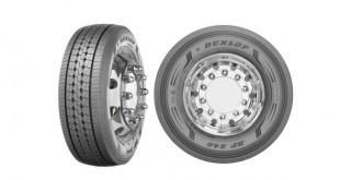 Dunlop apresenta nova gama de pneus de camião