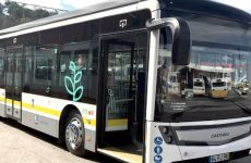 Autocarro 100% elétrico da CaetanoBus prossegue testes