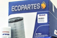 Ecopartes em campanha com filtros DAF