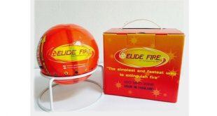 Elide Fire apresenta nova tecnologia para extinguir incêndios