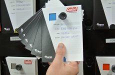 EMM apresenta os envelopes Colad para Placas de Provas de Cor