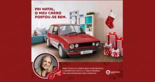 Entreposto dinamiza passatempo para chamar clientes à repintura auto