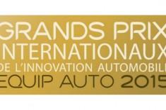Equip Auto 2015 já elegeu vencedores dos prémios de inovação