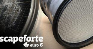 Escape Forte reconstrói filtros de partículas Euro 6 para pesados