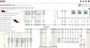 Dica Autodata: procurar componente em esquema elétrico