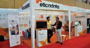 Eticadata promove novas soluções no salão Expomecânica