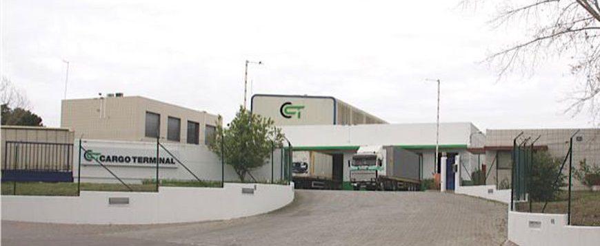 Cargo terminal com software aTrans