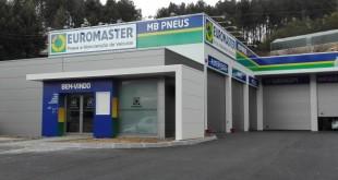 MB Pneus com novo posto na rede Euromaster