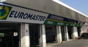 Euromaster reforça serviço a pesados na região centro