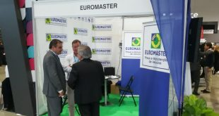 Euromaster marcou presença no Congresso da ANTRAM