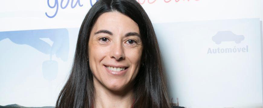 Maria João Alvarez Matos diretora comercial da Europ Assistance Portugal