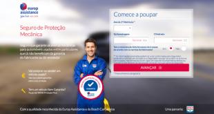 Seguro de Proteção Mecânica da Europ Assistance com versão Plus