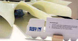 Europart amplia programa de peças para pesados de marca própria