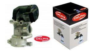 EGR da Delphi disponível na Europeças