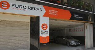 Euro Repar Car Service fecha 2016 com 23 oficinas