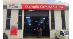 """""""Exemplo Corajoso"""" é a nova oficina RedService em Braga"""