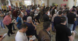 Mais de 11.500 profissionais visitaram o Expomecânica