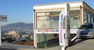 Mais sete novas lojas ExpressGlass