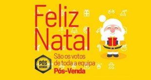 Revista Pós-Venda deseja a todos um bom Natal (com cartões de natal)