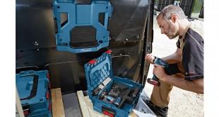 Bosch lança novas baterias indutivas de 10,8 V