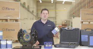 Fersa mostra como se monta e desmonta um Kit de roda num veículo pesado (com video)