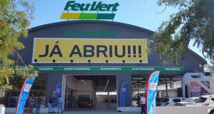 Feu Vert abre 13º centro auto, em Lisboa