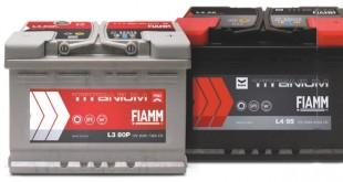 Polibaterias lança novas FIAMM Titanium Pro e Titanium Black