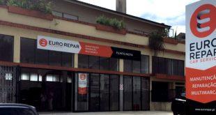 Grupo Filinto Mota com oficina Euro Repar Car Service