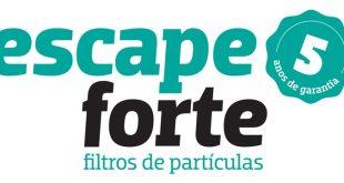 Escape Forte oferece 5 anos de garantia na reparação de filtros de partículas