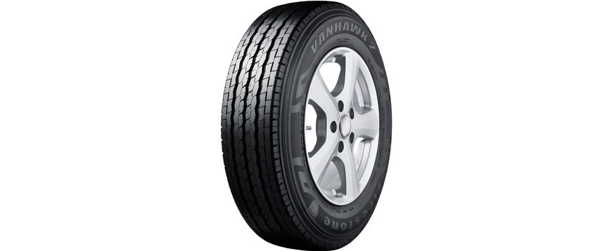 Firestone lança novo pneu Vanhawk 2