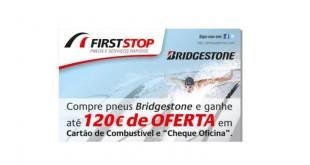 First Stop com campanha na rede para consumidor final