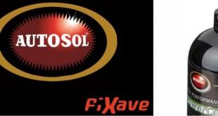 Nova linha de massas polir da Autosol