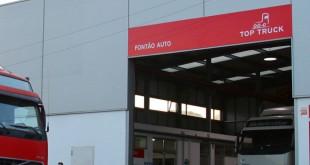 Fontão Auto nova oficina Top Truck