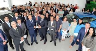 CAM Porto, Ilha Verde, Fiaal e Louresfor com prémios Ford (com fotos)