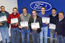 Novos profissionais Master na rede Ford