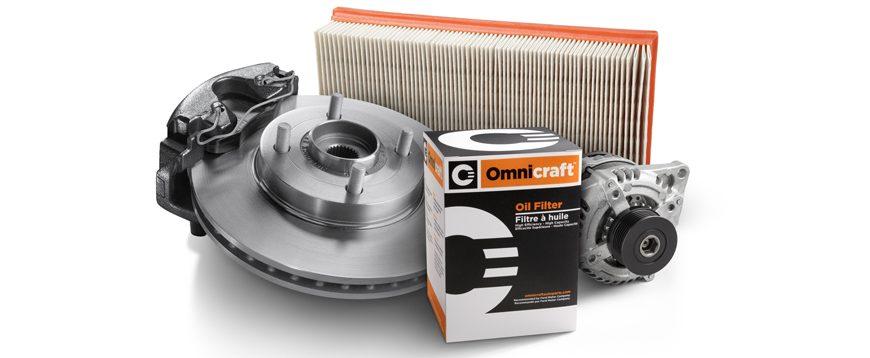 Ford entra nas peças multimarca com a Omnicraft