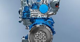 Ford Transit com novo motor EcoBlue