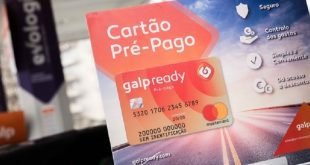 Galp lança cartão de combustível pré-pago