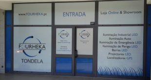 Fourheka abre segunda loja em Tondela
