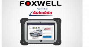 JP Tools faz acordo com Autodata para o diagnóstico da Foxwell